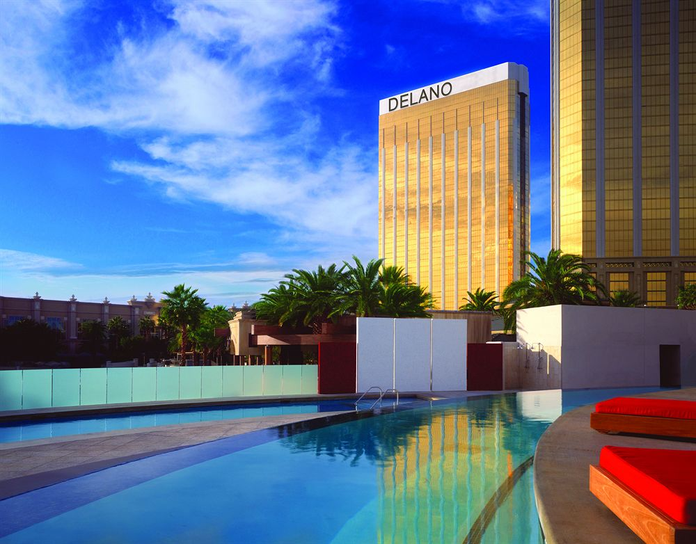 Delano & Mandalay Bay