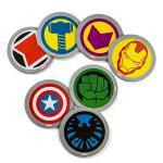 Exclusive Marvel's Avengers Coaster Set