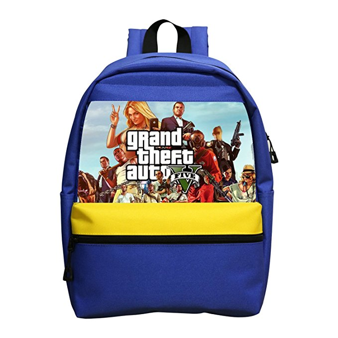 GTA Backpack