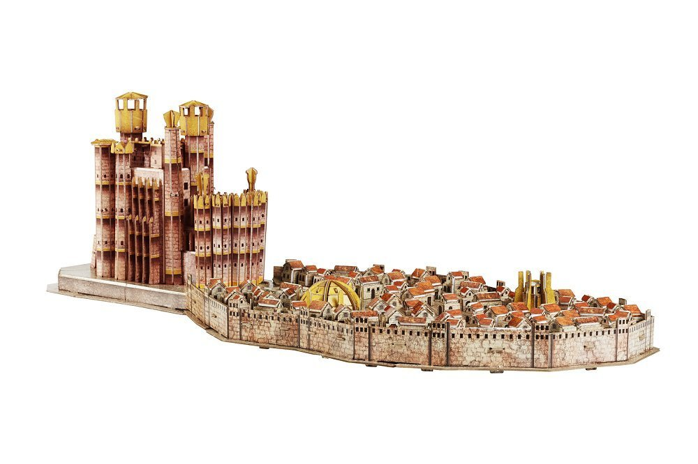 Game of Thrones 3D King's Landing Puzzle