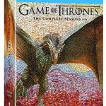 Game of Thrones Blu Ray Seasons 1-6