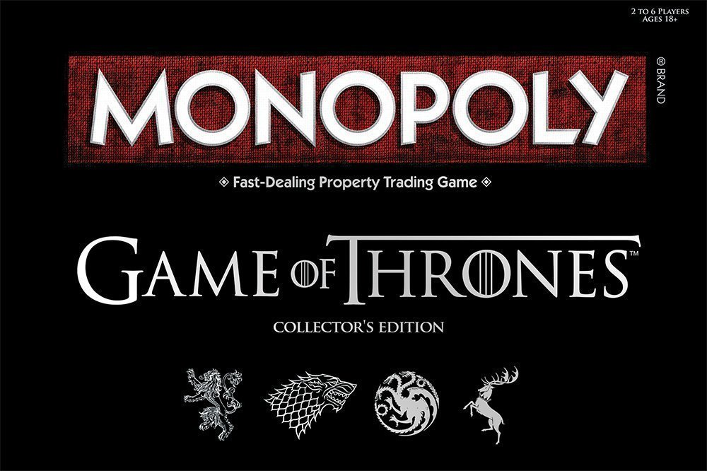 Game of Thrones House Stark Banner