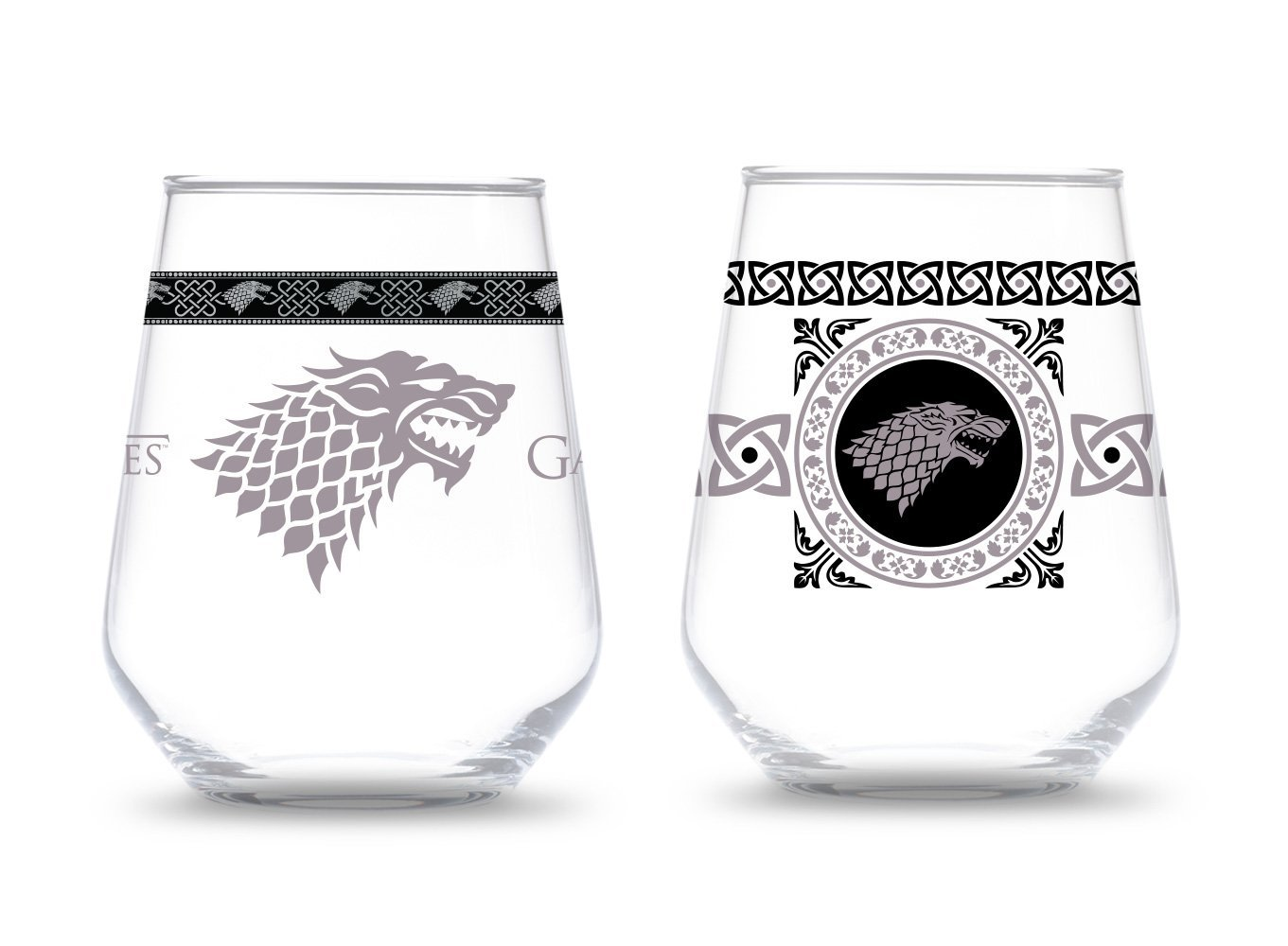 Game of Thrones Wine Glass