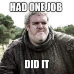 Hodor Success