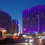 Izmailovo Hotel, Moscow