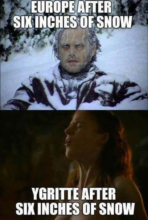 Jon Snow Sex Joke