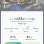 Jorah Mormont Pokemon Go