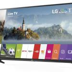 LG 32LJ550B 32-Inch 720p Smart LED TV