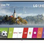 LG 49UJ6300 49-Inch 4K Ultra HD Smart LED TV