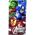 Personalised MARVEL Avengers Large Printed Cotton Beach Towel