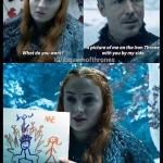 Sansa's Drawing