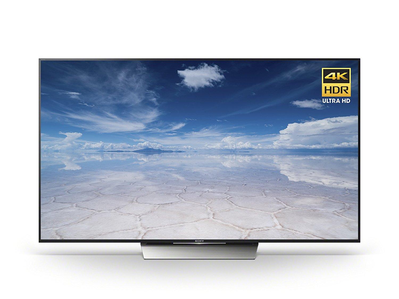 Sony XBR75X850D 4K HDR Ultra HD Smart TV