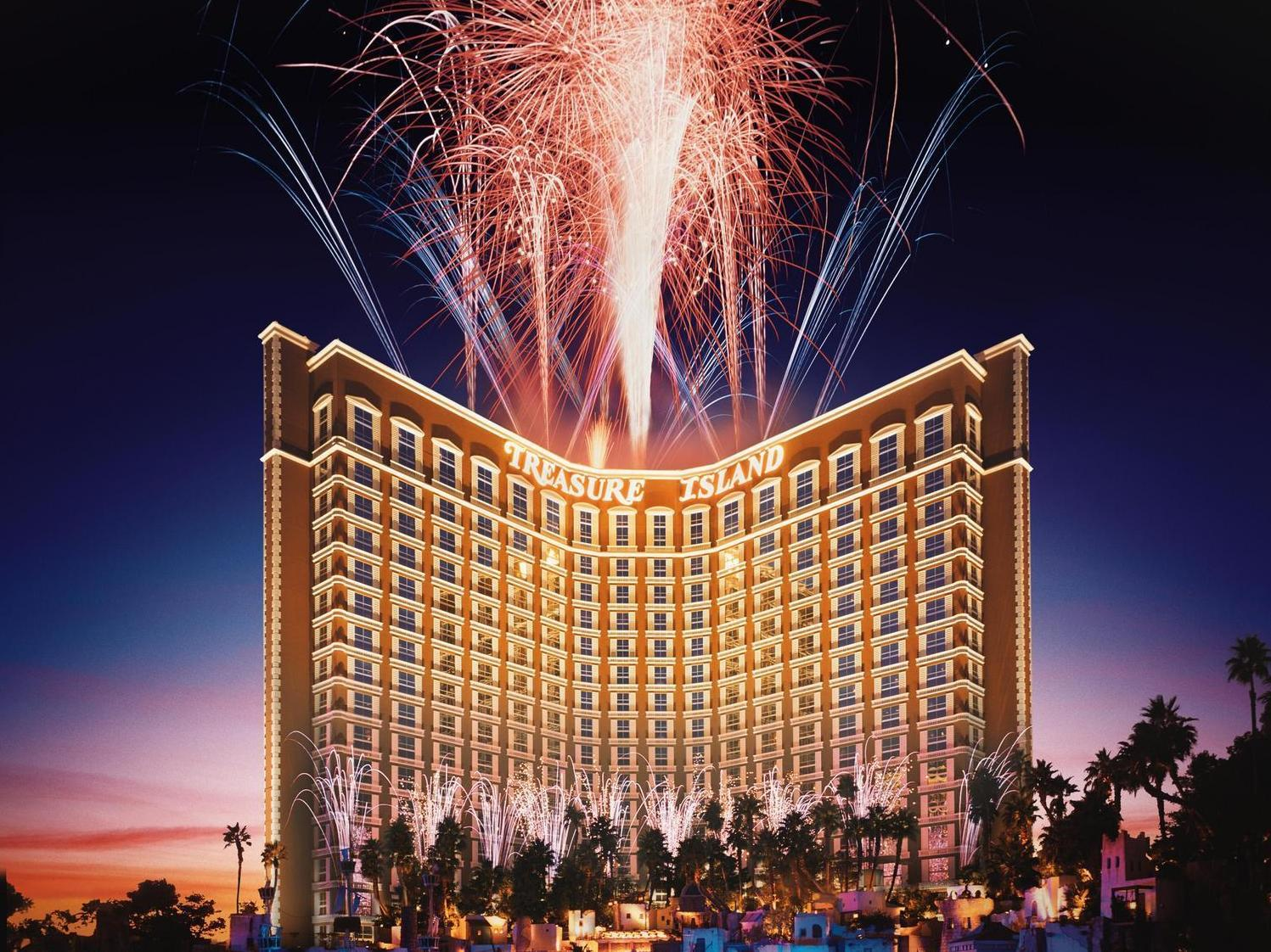 Treasure Island Hotel & Casino, Las Vegas