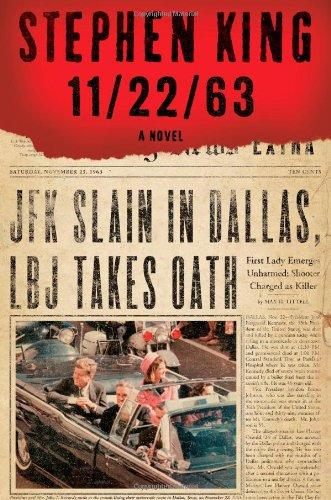 11-22-63 Stephen King Book