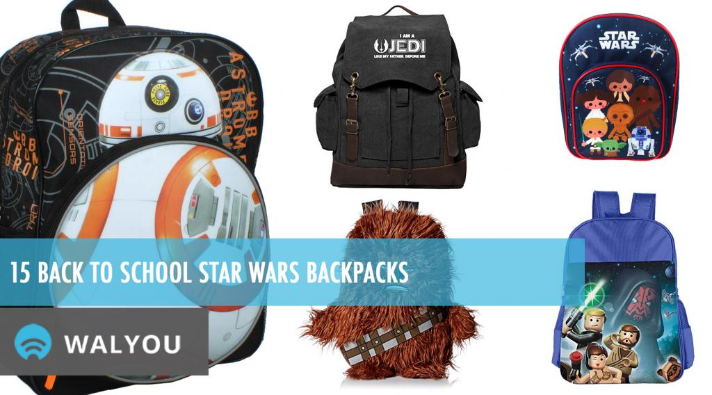 b5ee76e3f50a Star Wars Boys  Millennium Falcon 16-inch Backpack