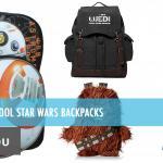 15 Back to School Star Wars Backpacks