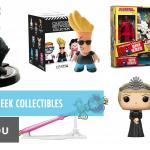 20 Must-Have Geek Collectibles