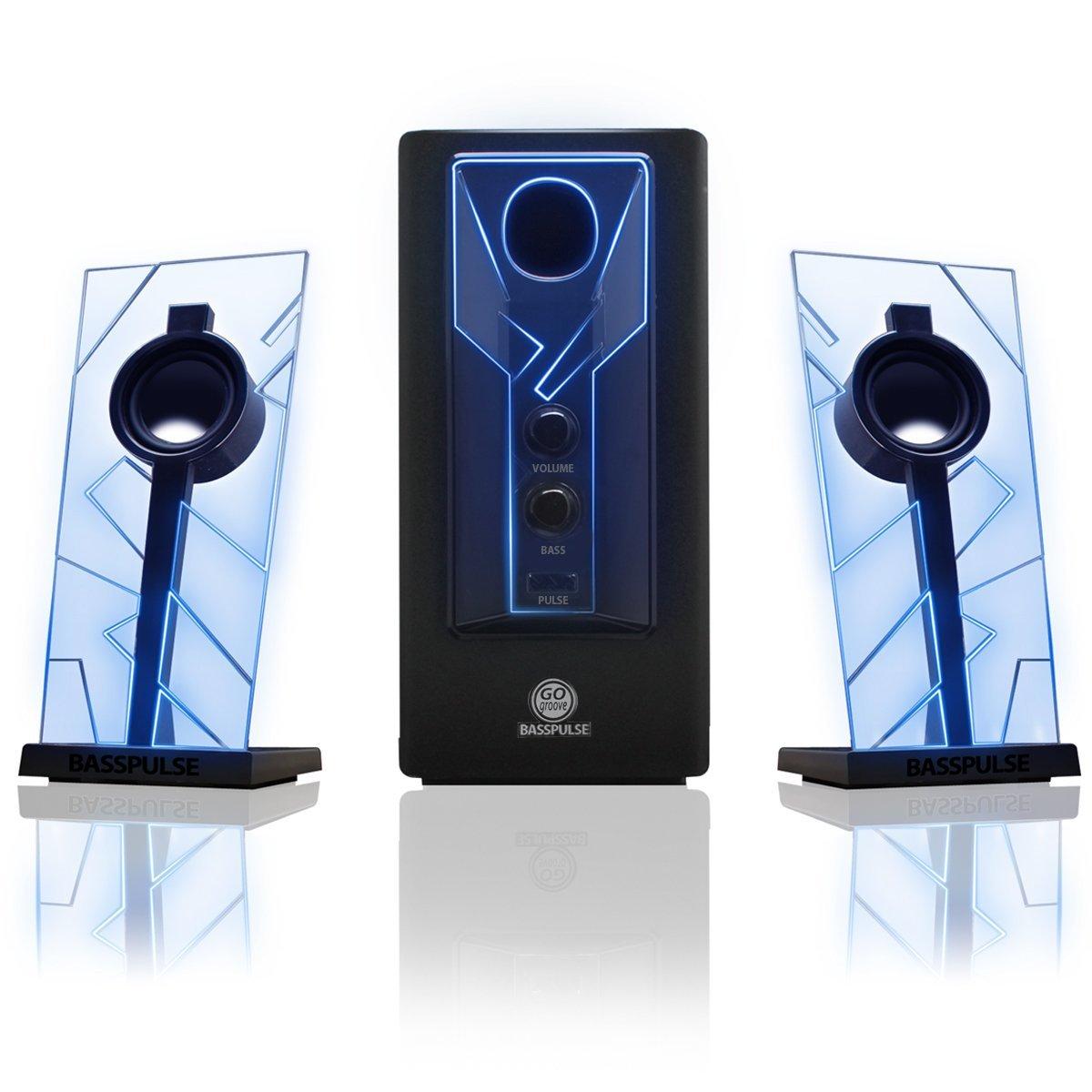GoGroove BassPULSE Speaker System