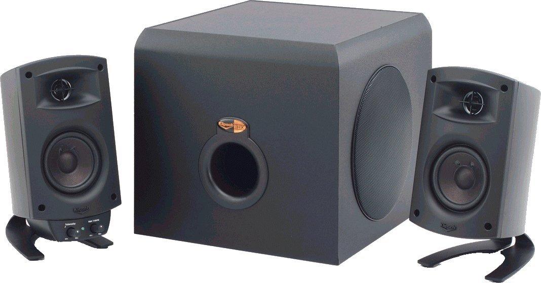 Klipsch ProMedia 2.1 THX Speaker System