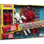Marvel- Deadpool 8-inch Retro Set