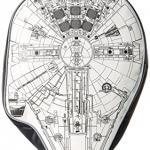 Star Wars Boys' Millennium Falcon 16-inch Backpack