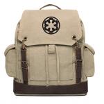 Star Wars Galactic Empire Vintage Canvas Rucksack Backpack