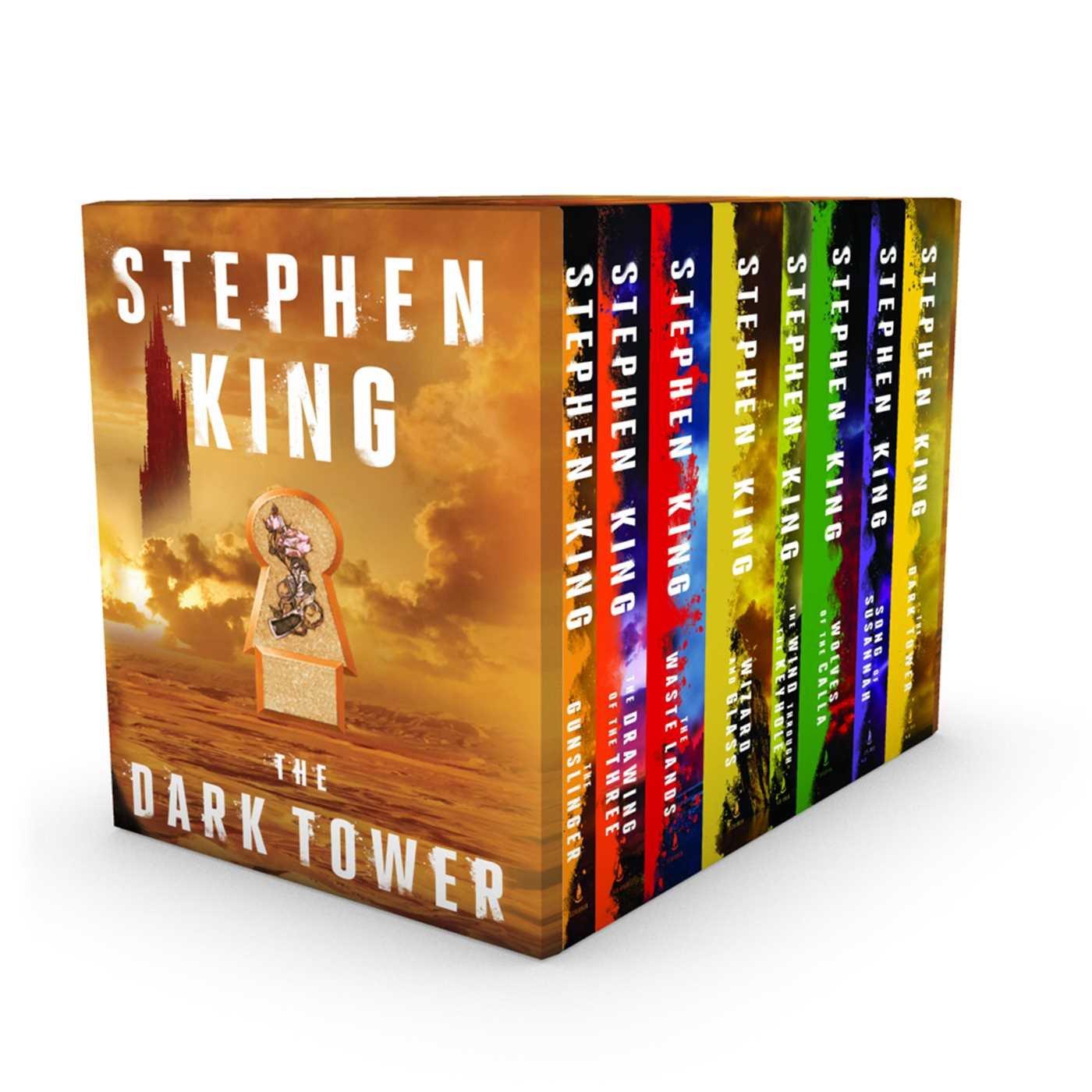 The Dark Tower 8 Books