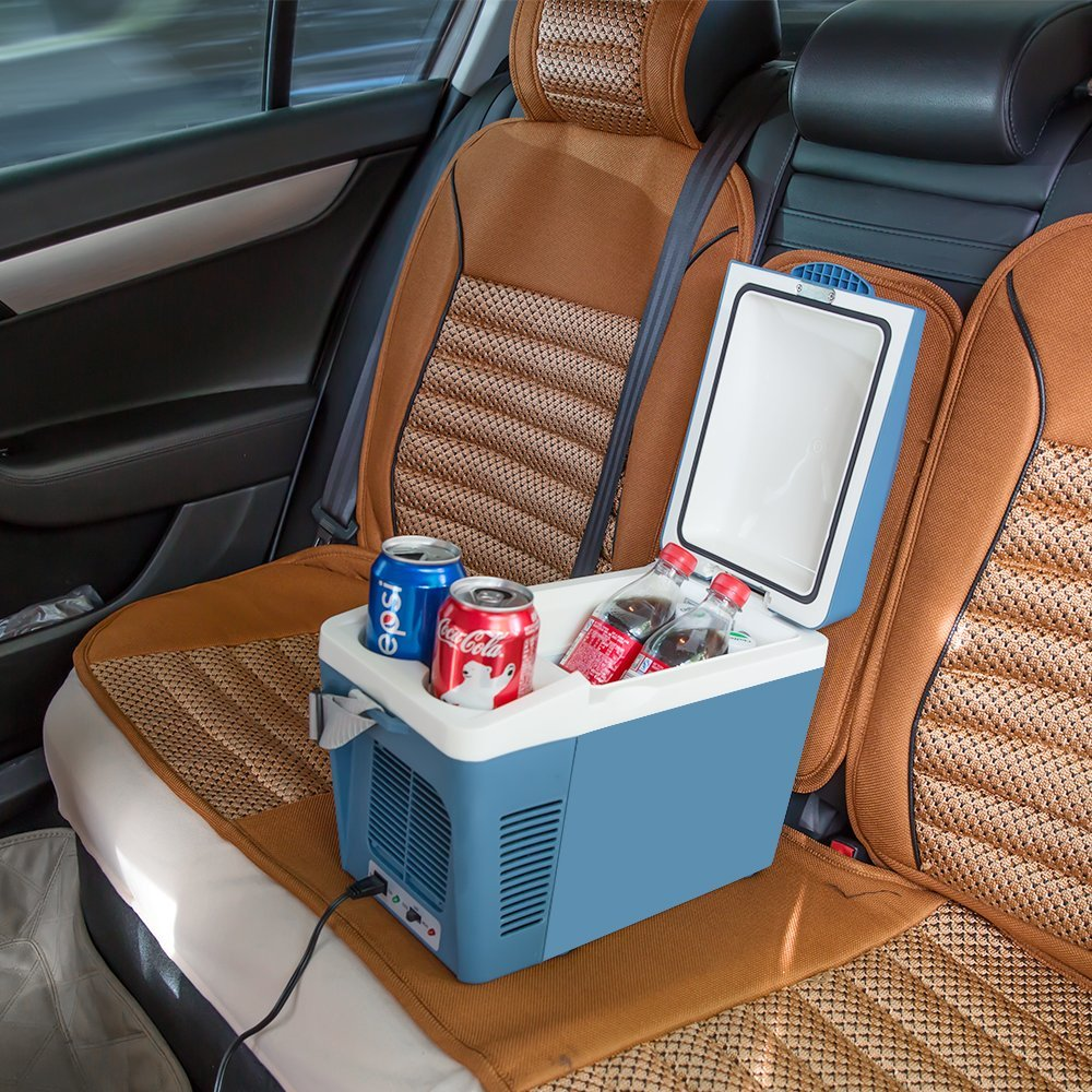 cool thermoelectric personal cooler and wormer