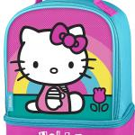 Hello Kitty Thermos Dual Compartment Lunch Kit