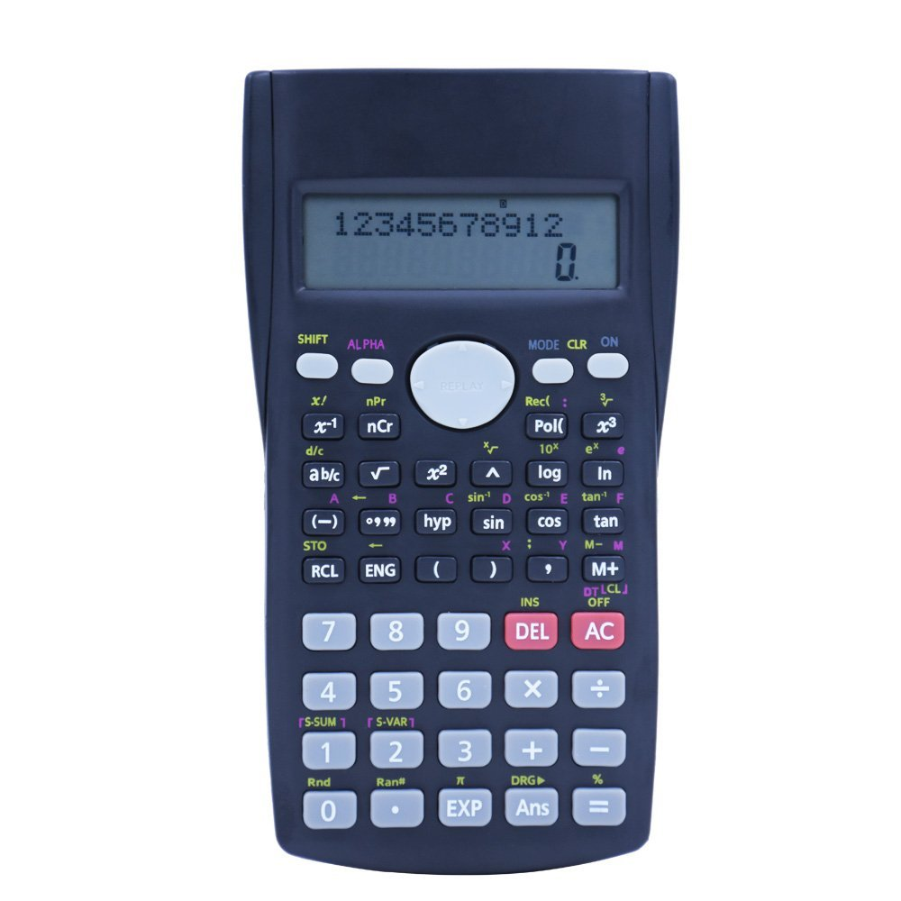 Hi-Tech Scientific Calculator