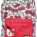 Loungefly Hello Kitty Nerd Polka Dot Backpack