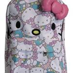 Loungefly Hello Kitty Pastel Faces School Backpack Book Bag