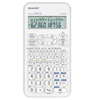 Sharp EL-531X Scientific Calculator