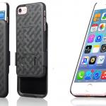 Shell & Holster Case For iPhone 8