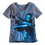 Star Wars The Last Jedi Bad-Ass Rey T-Shirt