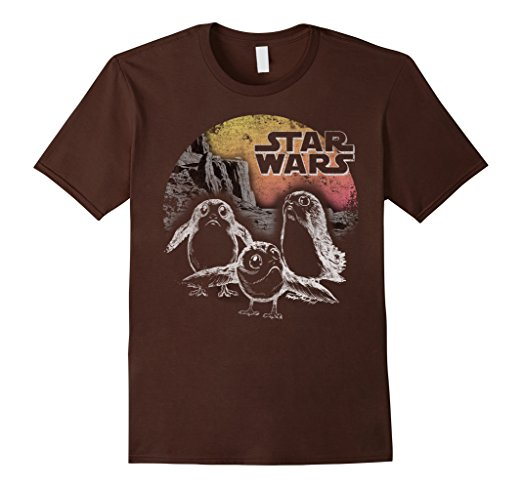 Star Wars The Last Jedi Progs T-Shirt