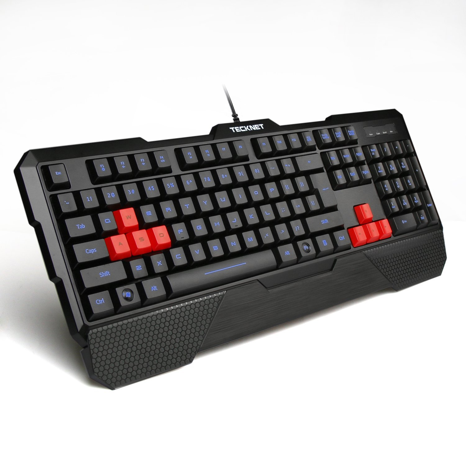 Tecknet Kraken Gaming Keyboard