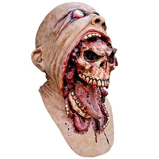 Alien-Inspired Mask