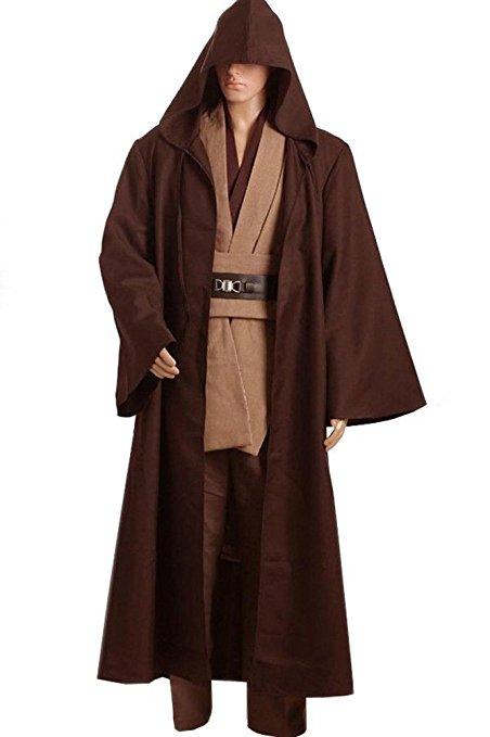 Obi Wan Jedi Costume