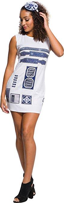 R2-D2 Costume for Women