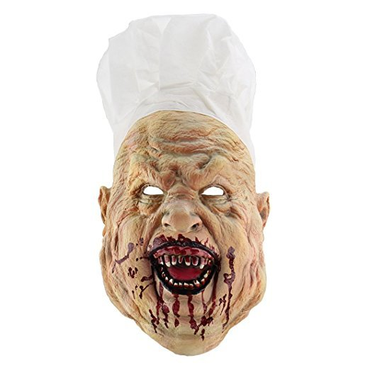 Scary Chef Mask
