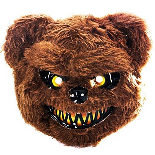 Scary Ewok Mask