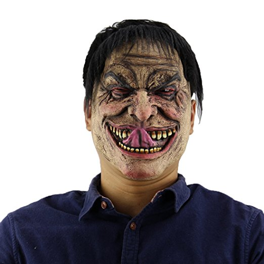 Scary Funny Mask