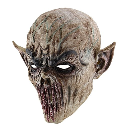 Scary Zombie Mask