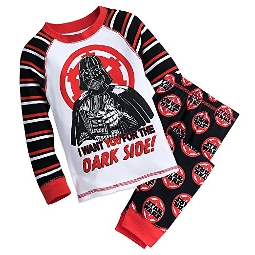 Star Wars Dark Side Pajamas