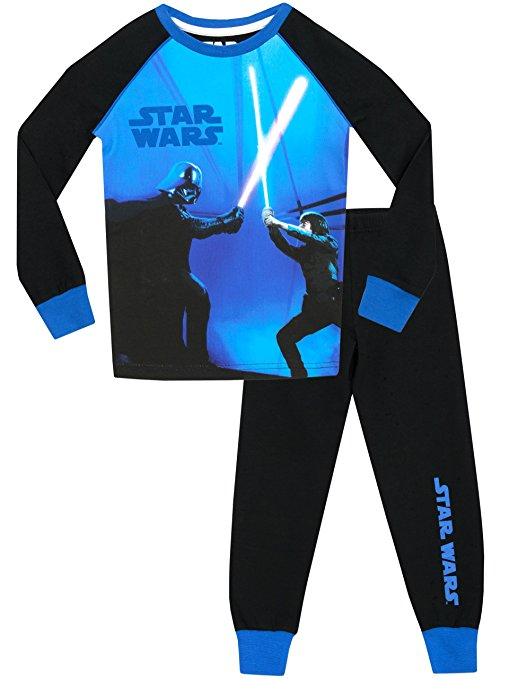 Star Wars Luke vs Vader Pajamas