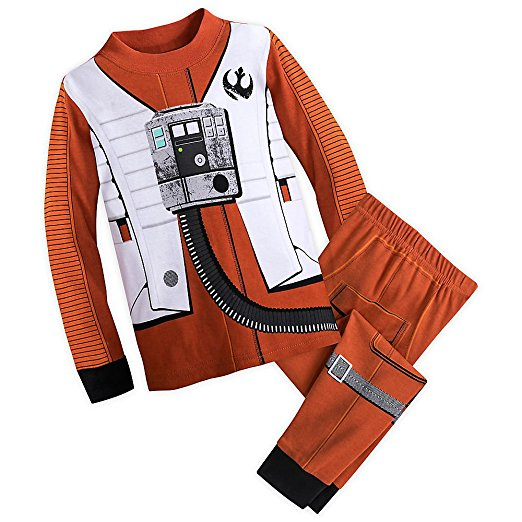 Star Wars Poe Dameron Pajamas