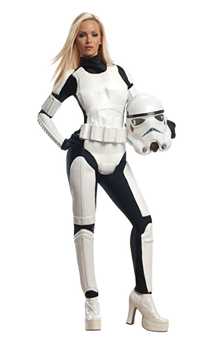 Stormtrooper Costume for Women