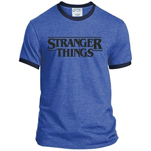 Stranger Things Classic Title T-Shirt