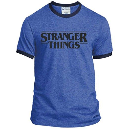 Stranger Things Classic Title T-Shirt